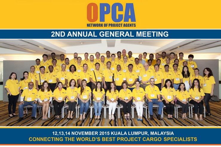 Alfa Forwarding w OPCA